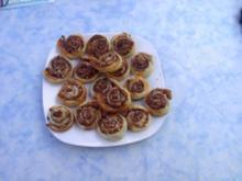 Mandel - Marzipan - Schneckchen - Rezept