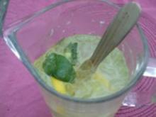 Eiskalt a la Margitta - Rezept