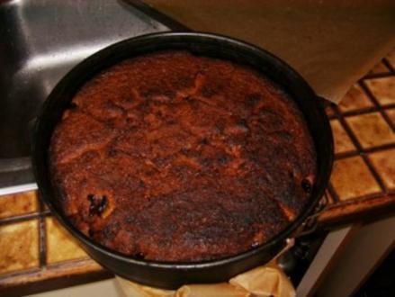 böhmischer Kirschkuchen - Rezept