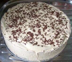 Backen: Eis-Kaffee-Torte - Rezept