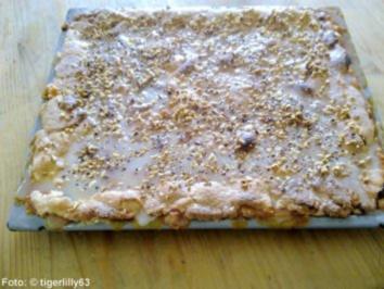Gedeckter Aprikosenkuchen - Rezept