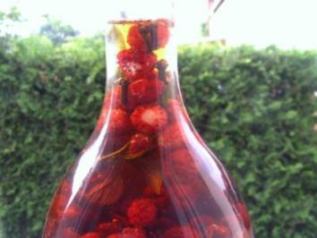 Himbeerlikör - Rezept