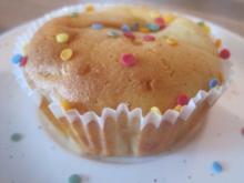 Pfirsich-Joghurt-Muffins - Rezept