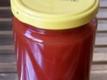 Einmachen: Melonen-Orangen-Marmelade / Gelee - Rezept