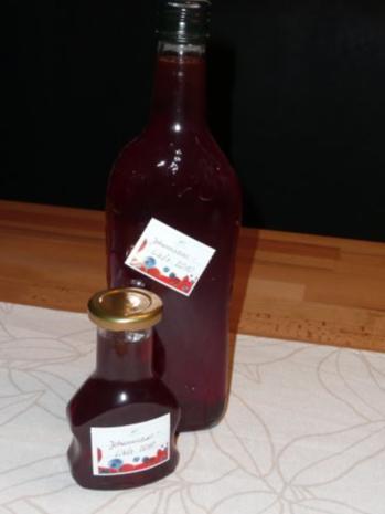 Johannisbeer-Likör - Rezept