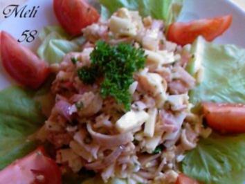 Salate: Sommersalat - Rezept