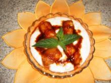Bananen -Mascarpone-Joghurt - Rezept