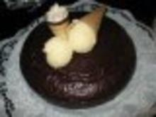 Benco-Torte mit weissem Limettenmousse - Rezept - Bild Nr. 2