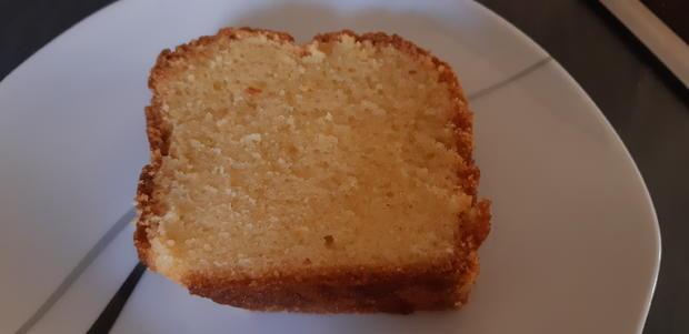 Mandel-Marzipan-Kuchen - Rezept - Bild Nr. 3