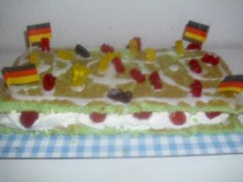 Kicker-Kuchen - Rezept