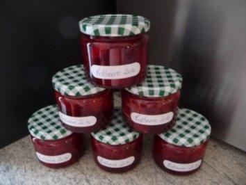 Marmelade: Erdbeere pur - Rezept