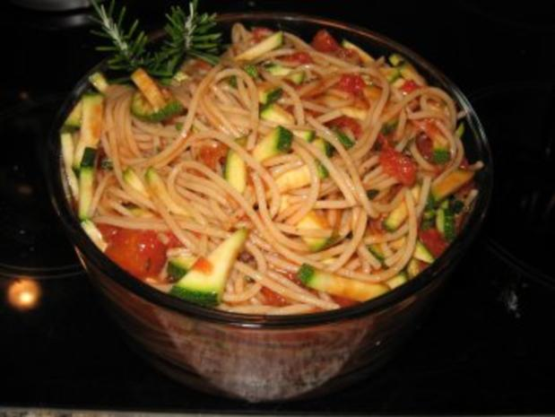 Spaghettisalat - Rezept - Bild Nr. 5