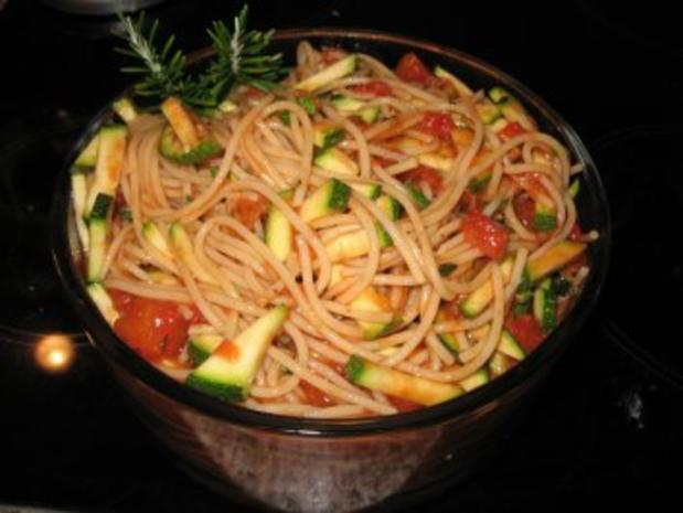 Spaghettisalat - Rezept - Bild Nr. 3