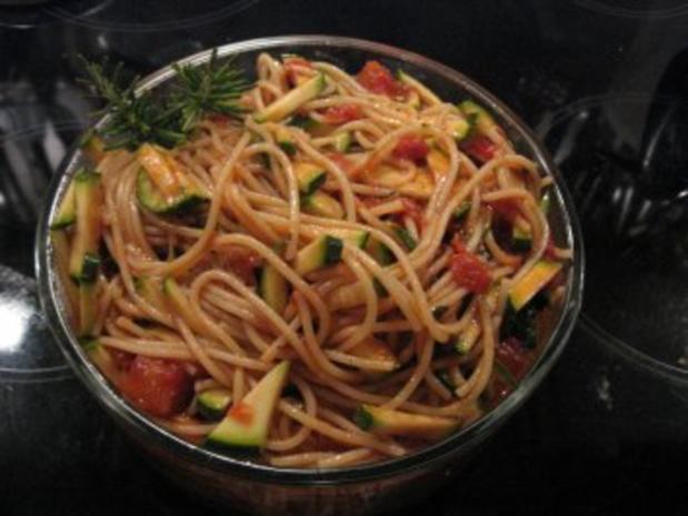 Spaghettisalat - Rezept - Bild Nr. 6
