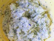 Brotaufstrich: Bunte Kräuter-Butter - Rezept