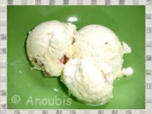 Dessert - Cremiges Karamelleis ohne Eismaschine - Rezept