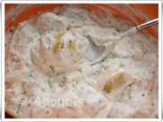 Beilage - Knoblauch-Kartoffeln - Rezept