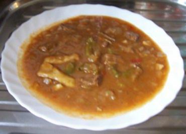 Kochen: Gulasch-Eintopf - Rezept