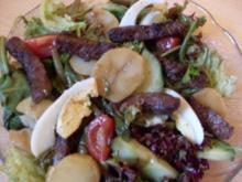 Steakhouse-Salat - Rezept
