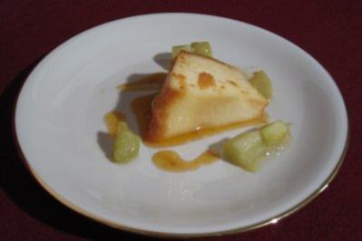 Rezept: Brasilianischer Karamellpudding