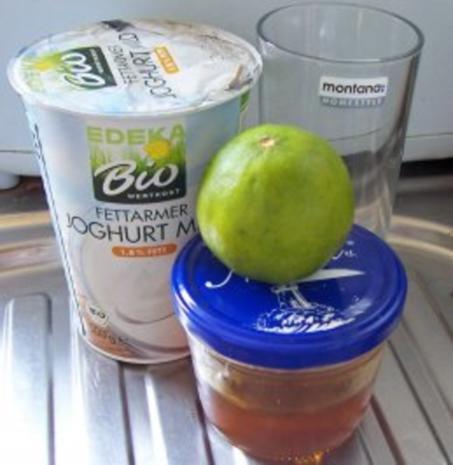 Getränk: Limetten-Joghurt-Shake - Rezept - Bild Nr. 2