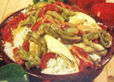 Turkischer Huhnpilaw - Rezept