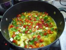 Suppen & Eintöpfe : Schnelle Kartoffelsuppe - oder auch Restesuppe - Rezept