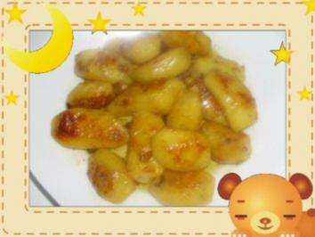 Rezept: Karamelisierte Rosmarin-Kartoffeln