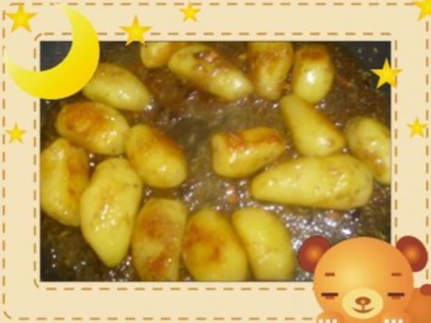 Karamelisierte Rosmarin-Kartoffeln - Rezept - Bild Nr. 2