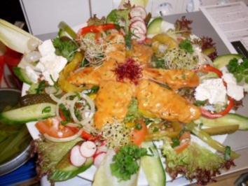 Salat nach Laune des Kochs...... - Rezept