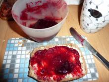 Marmelade: Sommerfruchtmarmelade mit Metaxa - Rezept