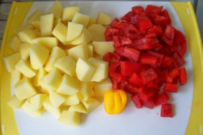 Kochen: Feuriger Gulasch-Topf - Rezept