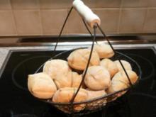 Brot & Brötchen :  ...die mal schnell gehen - Rezept