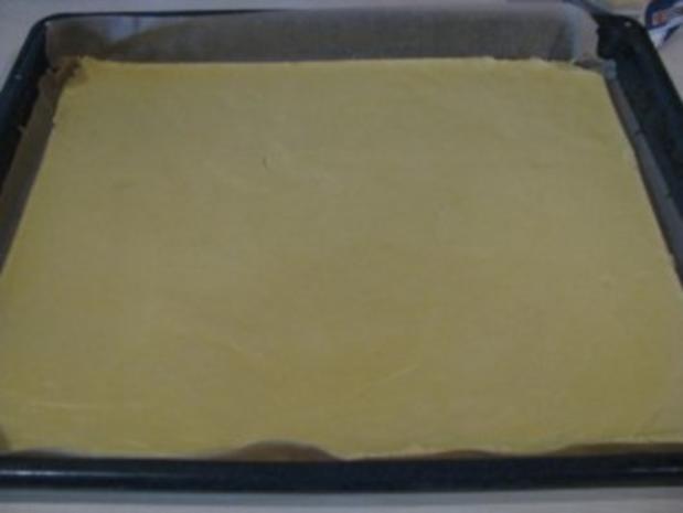 Blaubeer-Käsekuchen vom Blech - Rezept - Bild Nr. 2