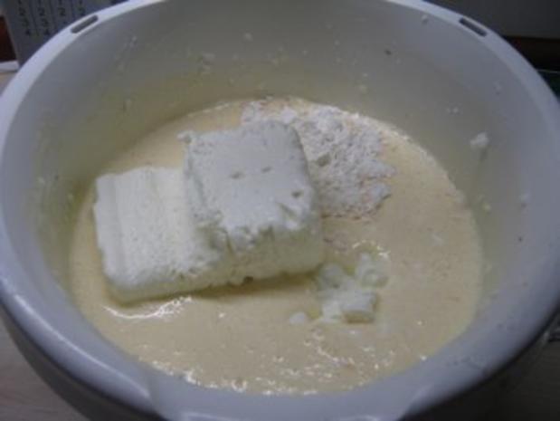 Blaubeer-Käsekuchen vom Blech - Rezept - Bild Nr. 5