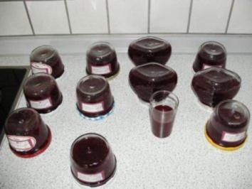Apfel-Kirsch-Marmelade - Rezept