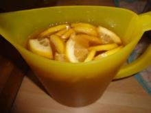 zitroniger Eistee - Rezept