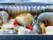 Teriyaki-Grillpäckchen - Rezept
