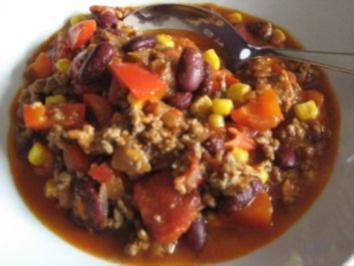 Chili Con Carne Rezept Mit Bild Kochbarde