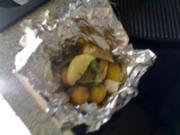 Kartoffeln aus der Folie - Rezept