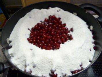 Marmelade: Rote Johannisbeere - Rezept