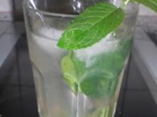 "Sommerdrink ""Frischekick"" - Rezept"