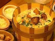 Gruyère - Châlet-Suppe - Rezept