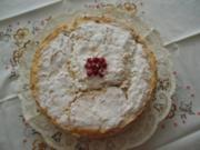 Johannisbeer-Quark-Torte - Rezept