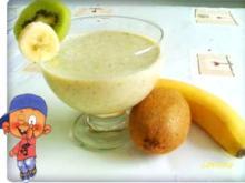 Getränke: Banane - Kiwi - Fruchtshake - Rezept - Bild Nr. 231