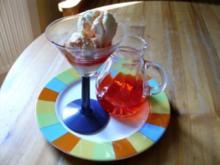 Erdbeer-Sirup - Rezept