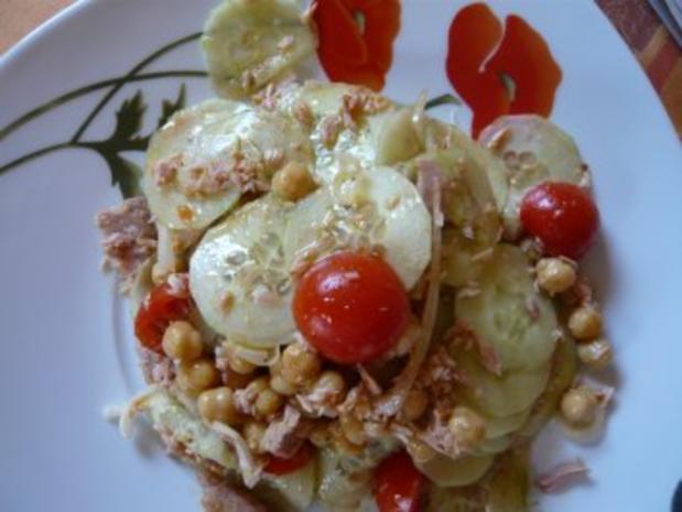 Sommer-Salat - Rezept - Bild Nr. 6