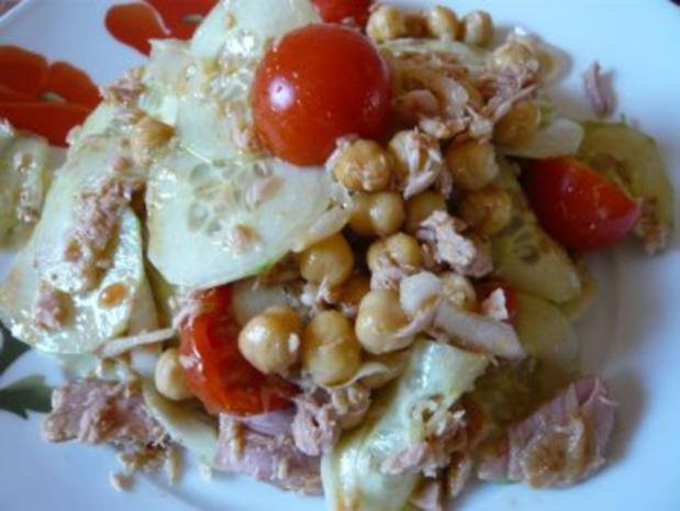 Sommer-Salat - Rezept