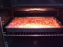 Haferflocken-Johannisbeer-Kuchen - Rezept
