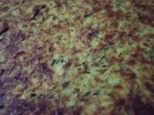 Zucchini-Auflauf - Rezept